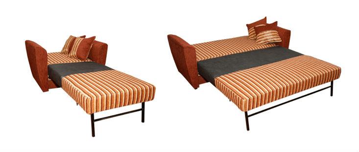 Диван-кровать с откидным столиком. средняя подушка в превращается стол с двумя подстаканниками